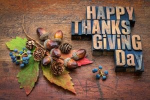 Ideas For A Happy Thanksgiving Day